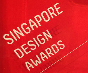 TILT recipient at Singapore Design Awards